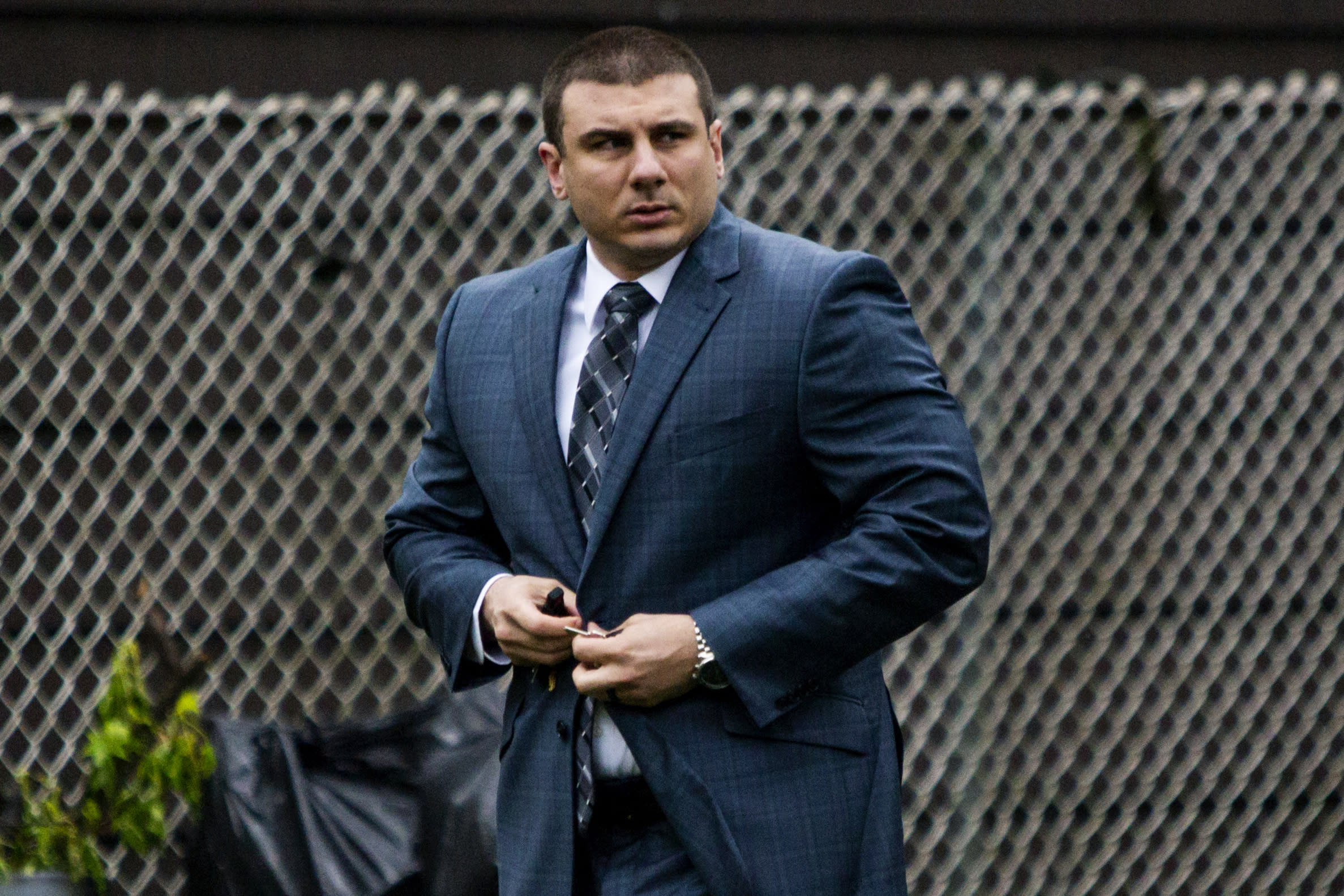 The NYPD Officer Involved In Eric Garner's Death Has Been Fired