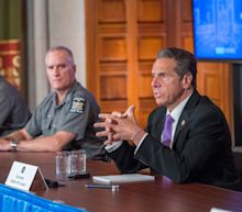 Gov. Cuomo apologizes to NYPD brass after critical 'do your job' comments, chief says