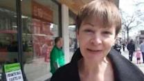 Caroline Lucas Says Greens Are Safe Bet for Brighton Pavilion
