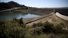 Despite California nearing drought, reservoir near San Jose ordered to be drained. Here's why.
