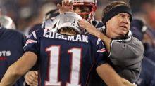 Bill Belichick marvels at Julian Edelman's transition from a college quarterback