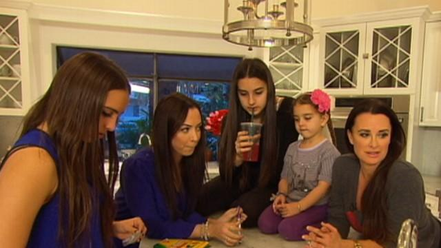 'Real Housewives' Star's 'Secrets of Happy Families'