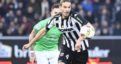 Foot - L1 - Angers - Mateo Pavlovic prolonge jusqu'en 2020
