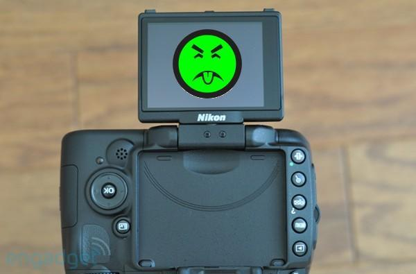 Nikon addresses major D5000 glitch