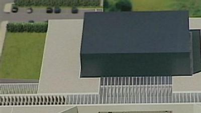 Kennedy Institute Breaks Ground Amid Controversy