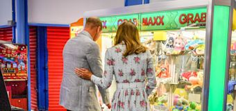 How William & Kate public presence has changed