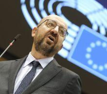 UK-EU trade talks back on after bloc offers olive branch