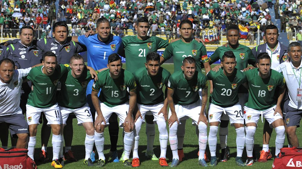 Bolivia jugará por novena vez en Centroamérica