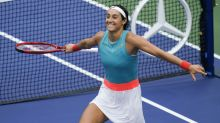 Karolina Pliskova crashes out of US Open as Caroline Garcia pulls off shock win