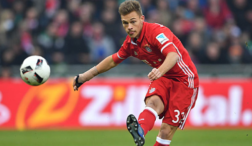 Bundesliga: Medien: Vier Topklubs jagen Kimmich