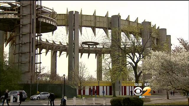 New York State Pavilion Named 'National Treasure'