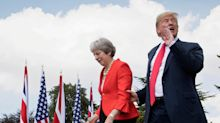 What to Watch: Trump slams Brexit deal, Thomas Cook in tailspin, Facebook's UK hearing