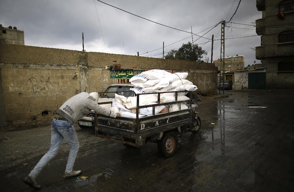 Aid for millions caught up in US-Palestinian row: UN