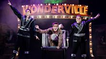 Wonderville review – pick 'n' mix variety show loses its magic