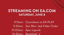 EA Reveals Its EA PLAY 2019 Livestream Lineup Giving Fans More of What They Want - the Games