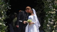El príncipe Enrique y Meghan Markle se casan en un ceremonia de tradición y modernidad