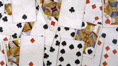 Jobs, wages and wealth like a house of cards?