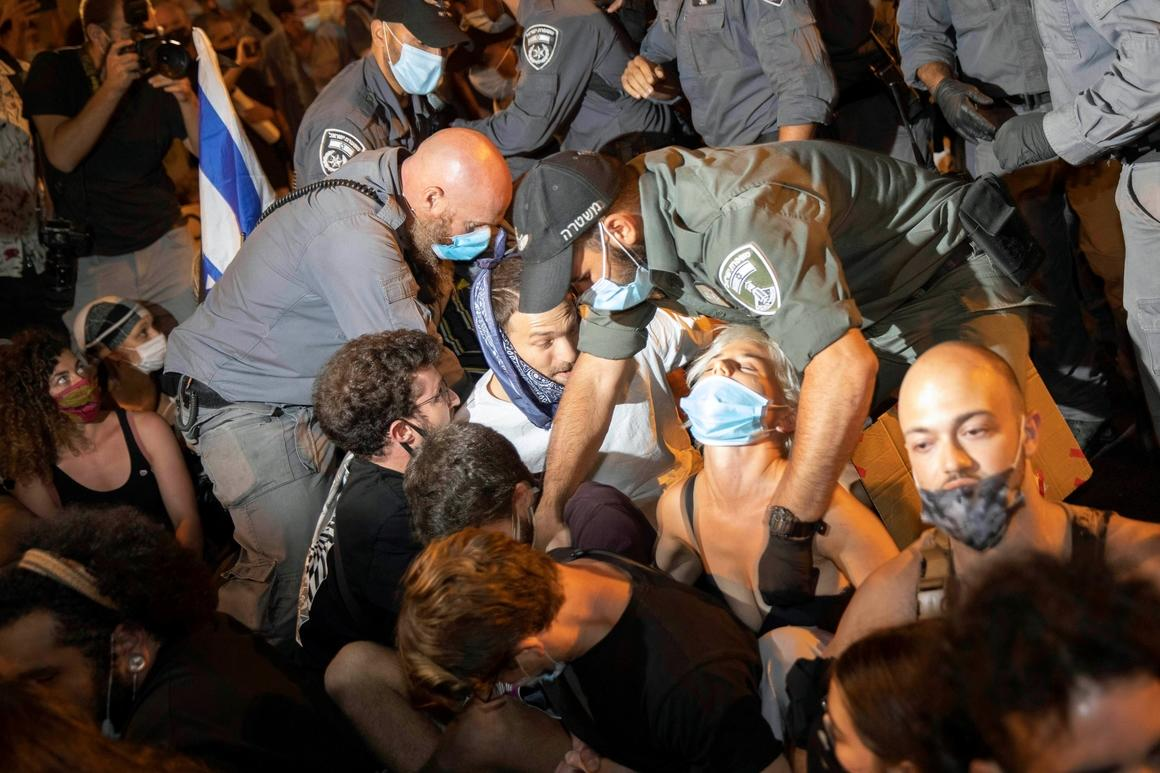 Netanyahu says media inciting hate and violence against him