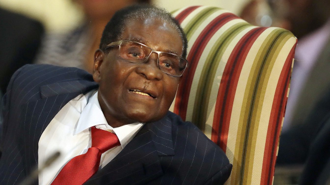 Trudeau condemns appointment of Mugabe