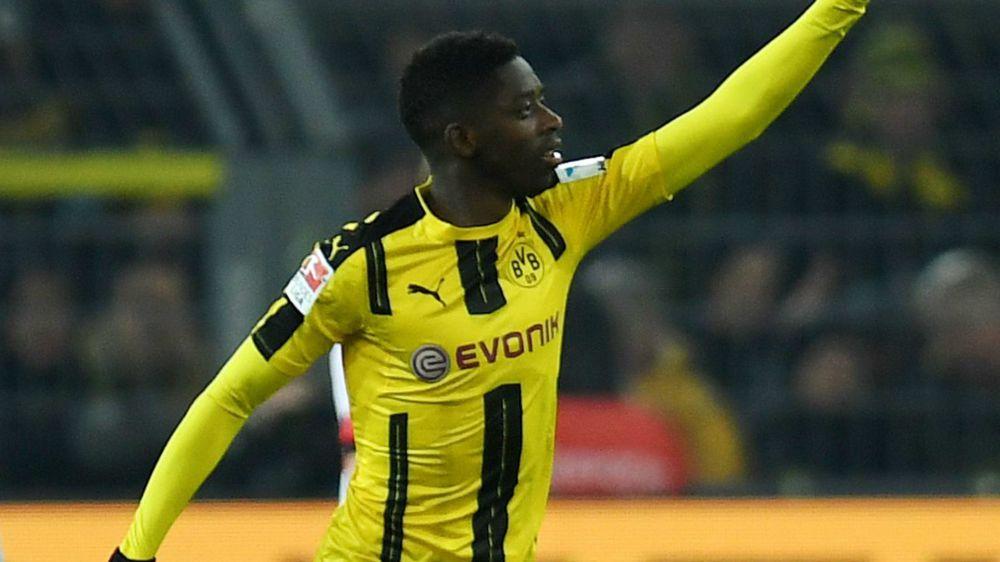 """""""Hors de question"""" pour Ousmane Dembélé de quitter Dortmund selon son directeur sportif"""