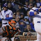 MLB: Rizzo blasts two homers to lead Cubs past Giants