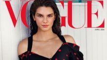 Kendall Jenner en la portada de Vogue