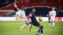 Marseille allege Neymar made racist remarks towards Japan's Sakai