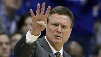 Kansas, W Virginia out 8 key players for Saturday showdown