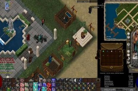 Ultima Online dares you to seek the Treasures of Doom