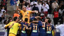 PSG-OL (0-0, 6-5 tab), le PSG remporte la Coupe de la Ligue