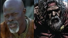 """Djimon Hounsou is the 3000-year-old wizard in """"Shazam!"""""""