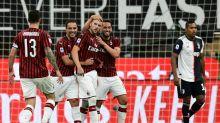 Juventus perde de virada para o Milan e título segue em aberto