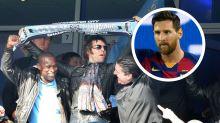 Ex-vocalista do Oasis promete show na Argentina se Messi fechar com Manchester City