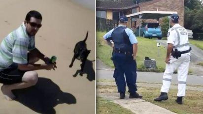 Man who fled scene arrested over murder