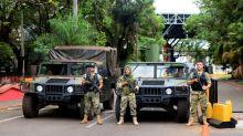 Quarentena é restabelecida em Ciudad del Este devido ao avanço do coronavírus
