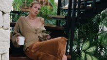 Lisa Aiken's WFH Outfits Don't Involve Sweats