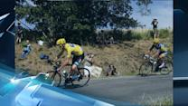 Breaking News Headlines: What Goes Up at the Tour, Descends Dangerously Fast