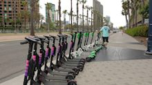 Lyft pulls electric scooters from major cities