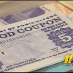 Money about to run out for food stamps with government shutdown