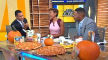 Pumpkin spice pizza triggers heated debate about nationwide fall obsession