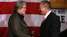 The Roy Moore debacle drove a wedge between Trump and Bannon
