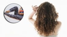 People Are 'Plopping' Their Hair With Defective LuLaRoe Leggings