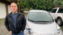 Owner of all-electric Nissan Leaf frustrated by difficulty of getting new battery