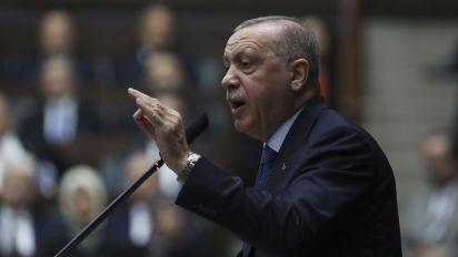 Turkey hasn't 'forgotten' Trump's 'tough guy' letter