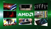 AMD sinks; Fitbit soars; Starbucks raises prices