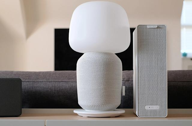 Sonos and IKEA are developing new Symfonisk speakers that hide in plain sight