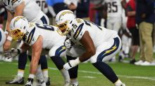 Who will be Tyrod Taylor's blindside blocker? Chargers camp battles are brewing