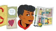 Saiba quem foi Jackie Ormes, cartunista negra homenageada pelo Google