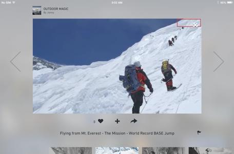 Daily iPad App: Rockpack allows you to bundle up your favorite videos into shareable playlists
