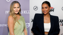 Chrissy Teigen and Shay Mitchell open up about the struggles of motherhood and feeling 'inadequate'
